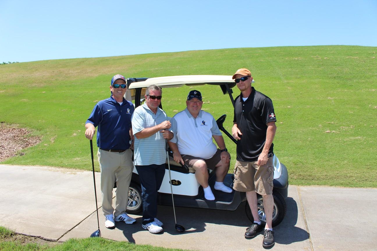 Over 100 Golfers Tee-Off at IEC's Savannah Golf Tournament   IEC